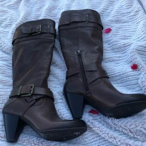 NWT boots by Arturo Chiang